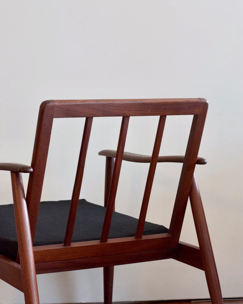 Danish Vintage Armchair 1960s Mid-Century Modern from NABO shop