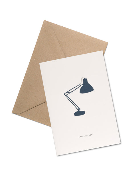 Greeting Card | Lamp