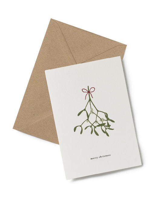 Greeting Card | Mistletoe