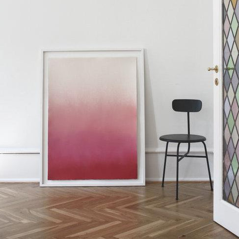 Anne Nowak | Hazy Pink and Haze | Danish artist with studio in Copenhagen