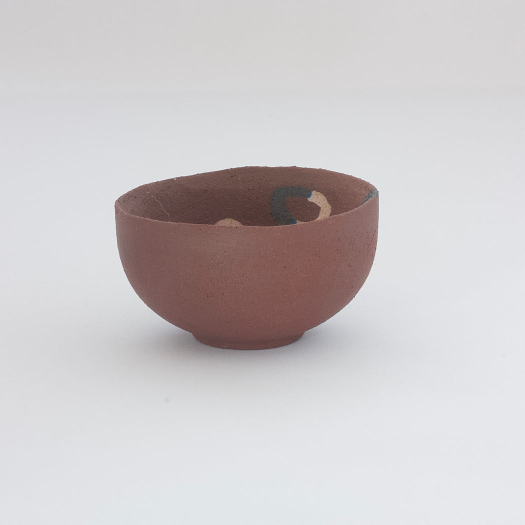Treasure Bowl - Black & Pink