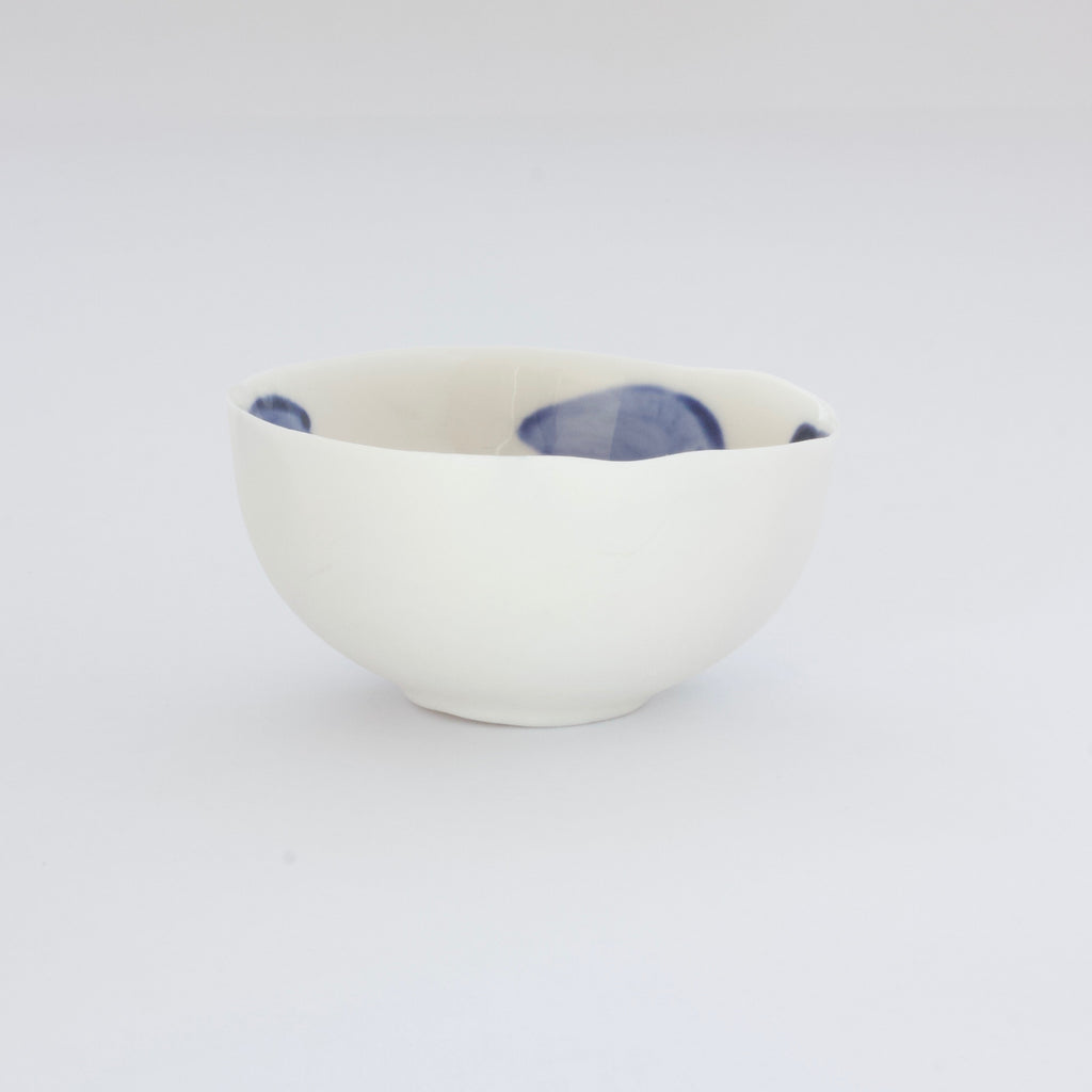 Treasure Bowl - Blue Brush