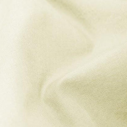 Sun Bleached Yellow Cotton Percale Bedding