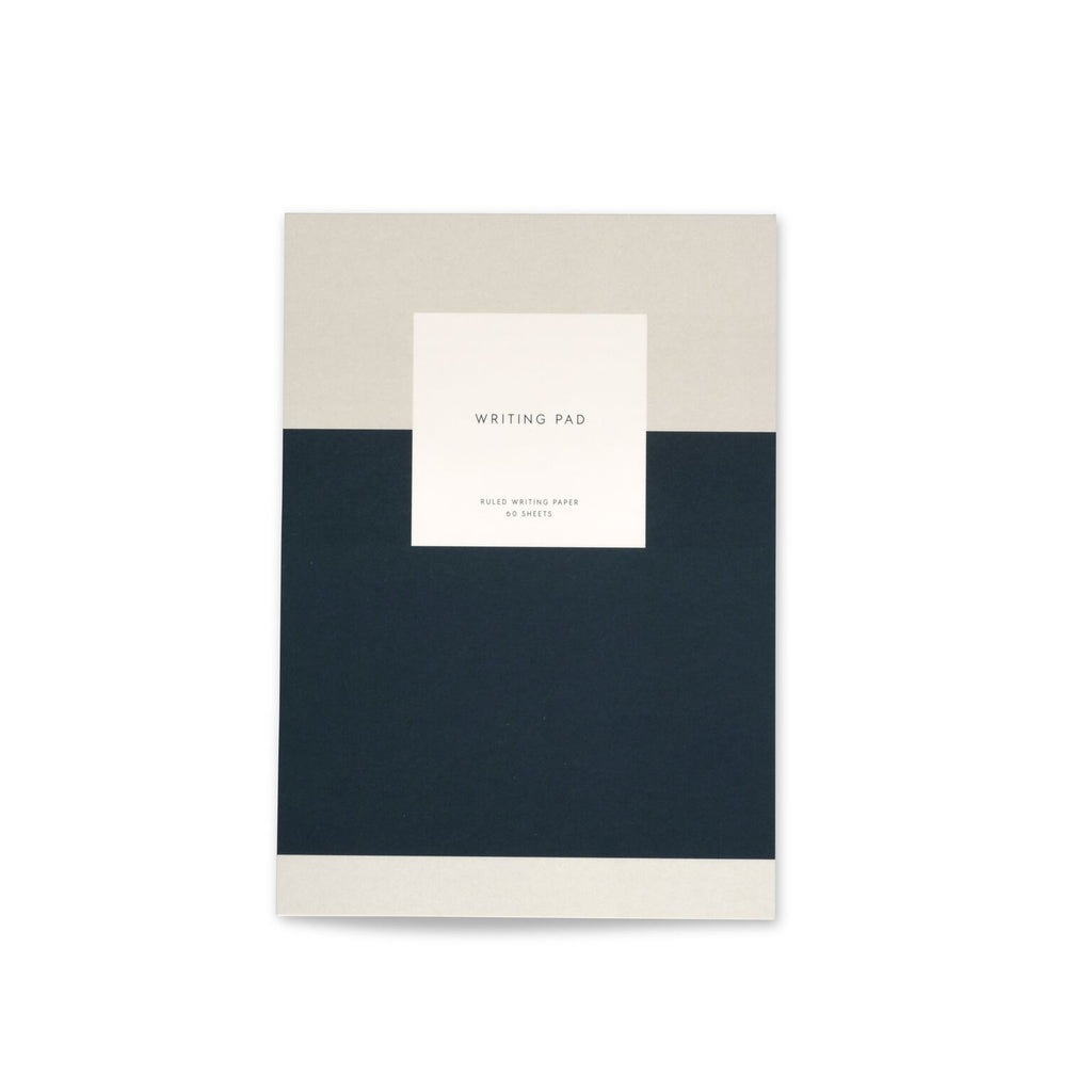 Writing Pad | Navy