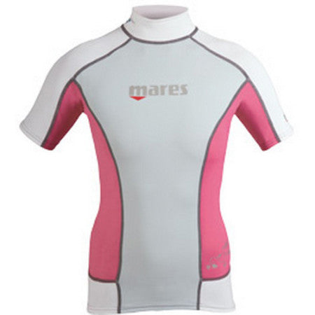 Rash Guard TRILASTIC S-SLEEVE she dives