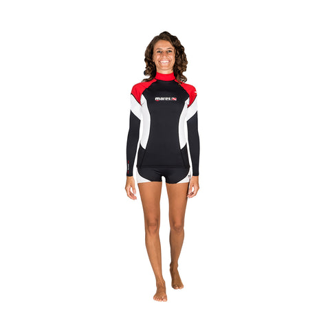 Rash Guard TRILASTIC L-SLEEVE DC She Dives (New)