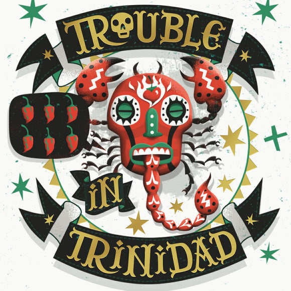 Mic's Chilli Private Collection - Trouble in Trinidad 155g