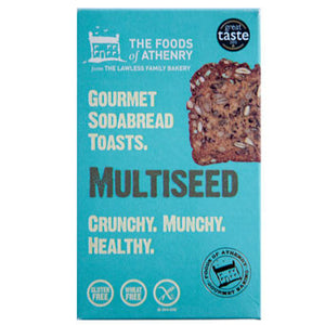 The Foods of Athenry - Multiseed Soda Bread Toasts 110g