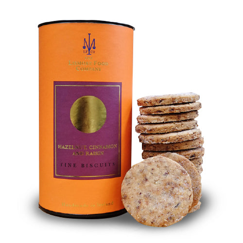 The Lismore Food Company - Hazelnut, Cinnamon and Raisin 150g