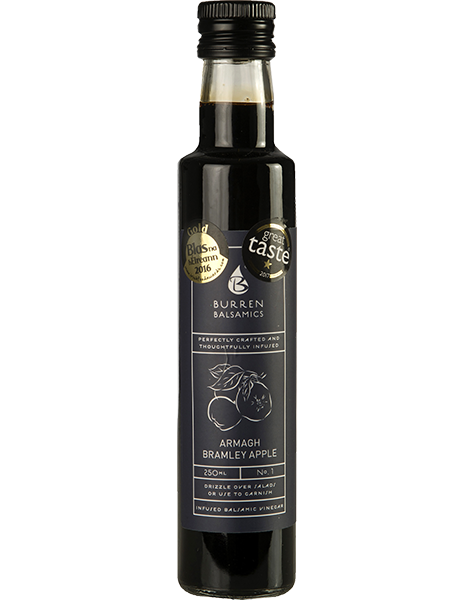 Burren Balsamics - Armagh Bramley Apple 250ml