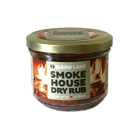 Elbow Lane Smoke House - Dry Rub 150g