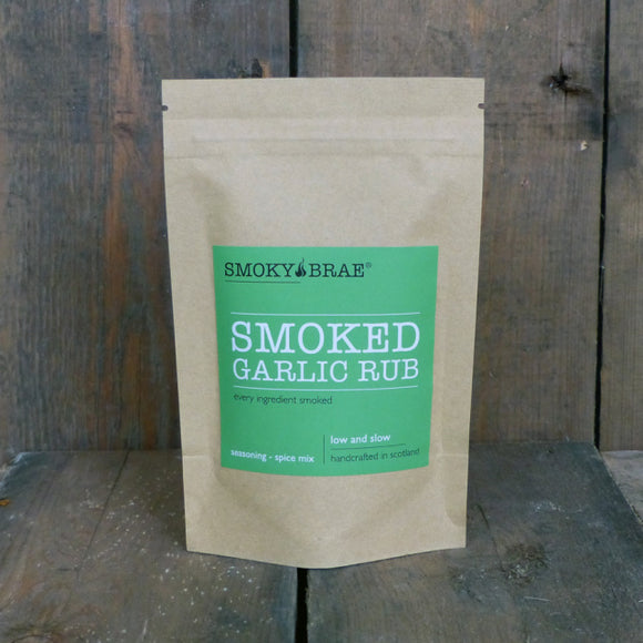 Smoky Brae - Smoked Garlic Rub 80g