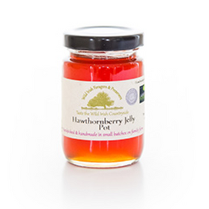 Wild Irish Foragers - Hawthornberry Jelly Pot 106g