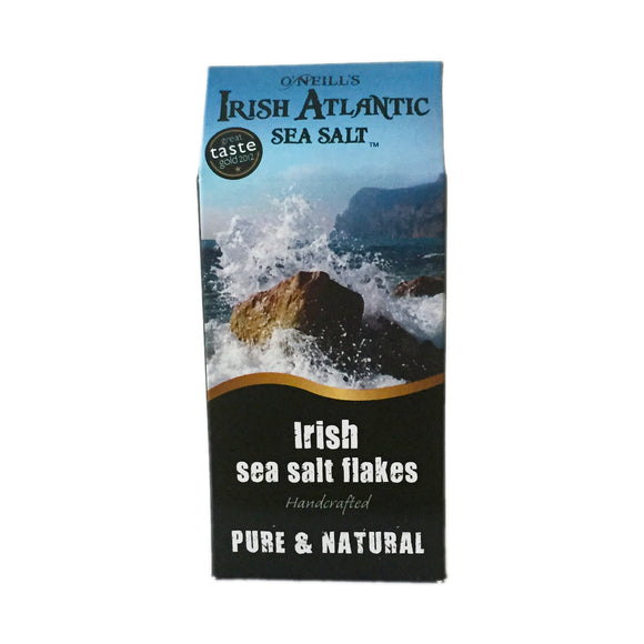 O'Neill's Irish Atlantic Sea Salt - Natural 110g
