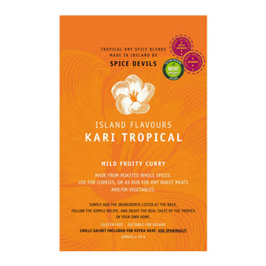 Spice Devils Island Flavours - Kari Tropical Spice Blend 25g