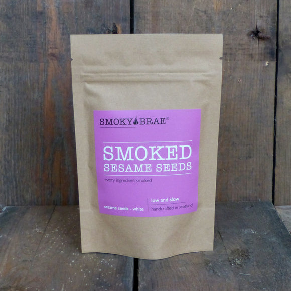 Smoky Brae - Smoked Sesame Seeds 80g