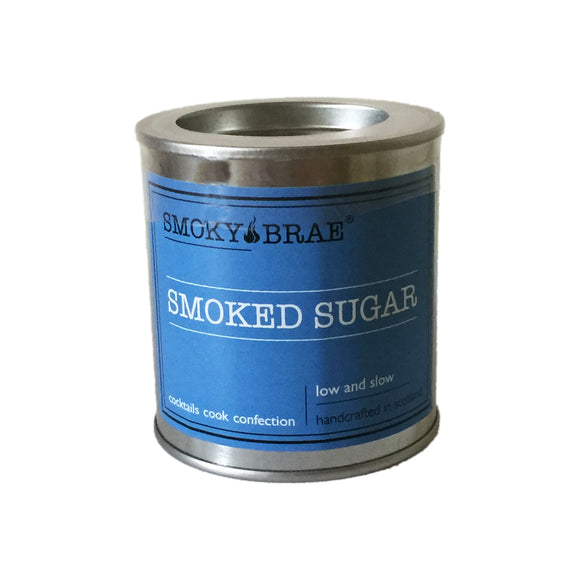 Smoky Brae - Smoked Sugar 235g (Tin)