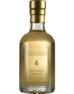 Burren Balsamics - White Balsamic with Wild Garlic 200ml