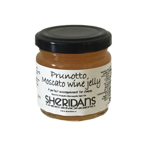 Sheridans - Prunotto Moscato Wine Jelly 110g