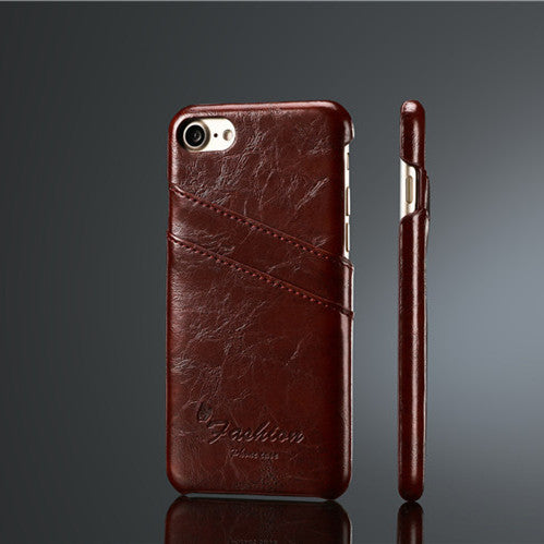 2-in-1 Fashion Vintage Case for iPhone