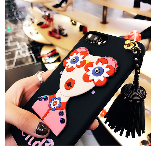 Fashion Ladies Case for iPhone