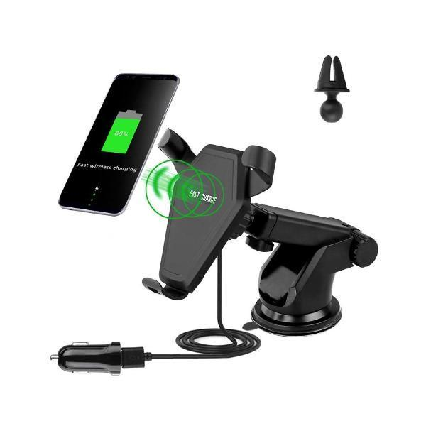 Fast Wireless Charging Car Mount