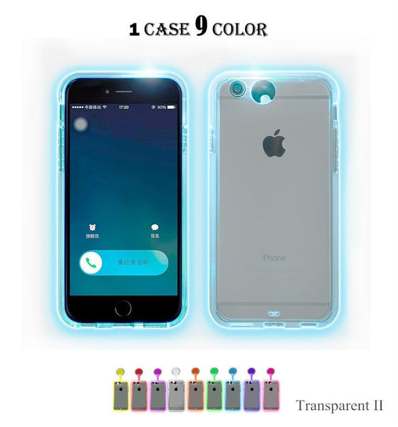 iPhone Call LED Flash Case