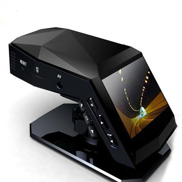 1080P Mini Car DVR Recorder