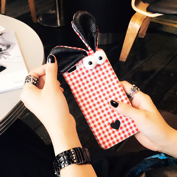 Lattice Rabbit Case for iPhone