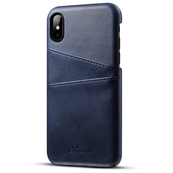 2-in-1 Vintage Case for iPhone