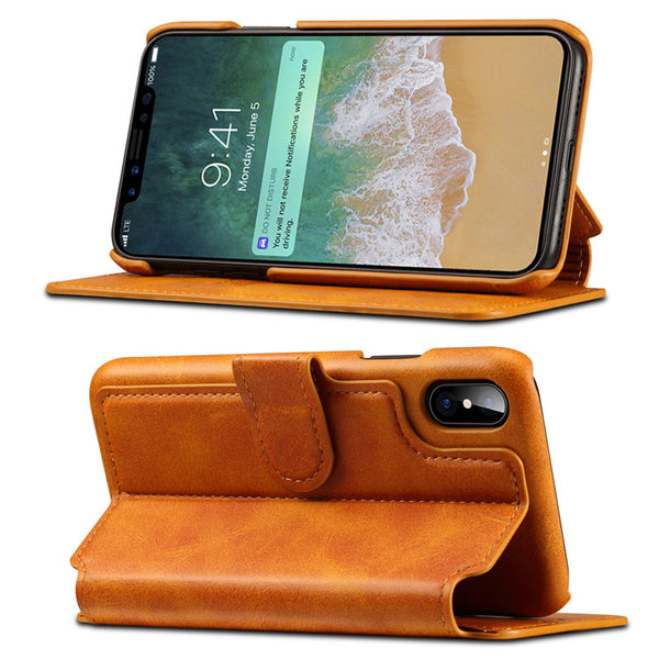 3-in-1 Vintage Case for iPhone