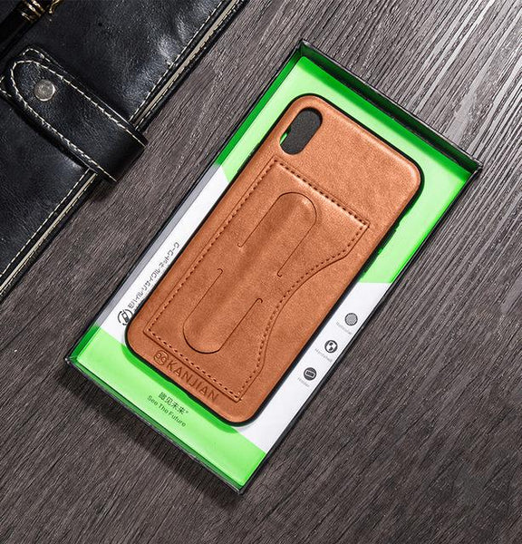Slapping Case for iPhone X