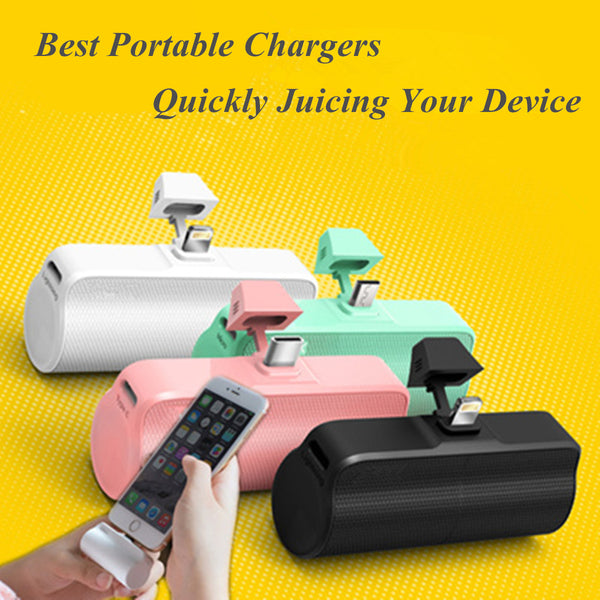 Portable Battery Juice