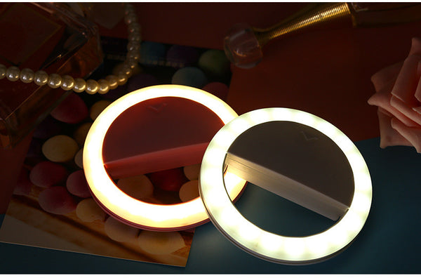 Selfie LED Ring Light - More Softer