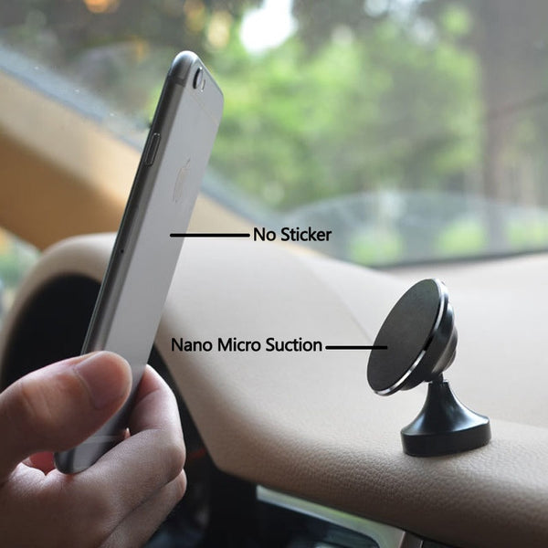 Microsuction Mount Holder - No Magnet