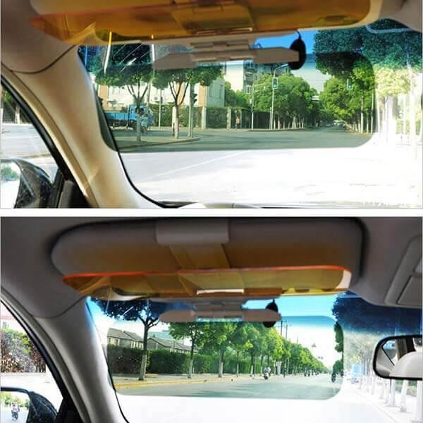 Anti-glare Visor - Day & Night