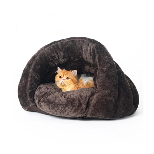 Dada Comfy Covered Pet Bed For Small Dog And Cat
