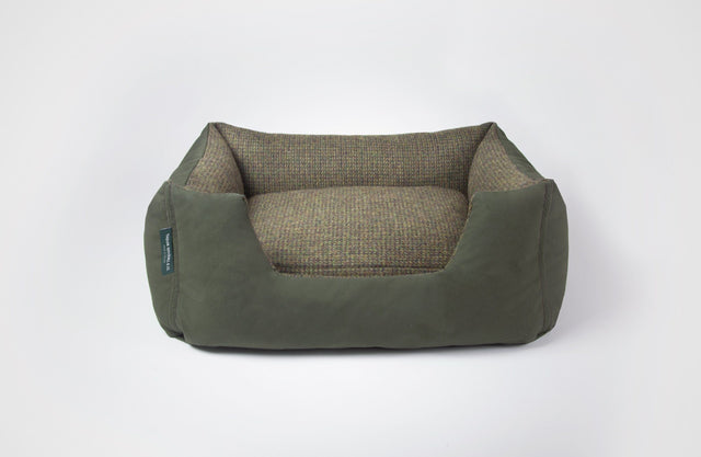 Cillín Tweed & Waxed Cotton Snug Beds taylormitchell.ie
