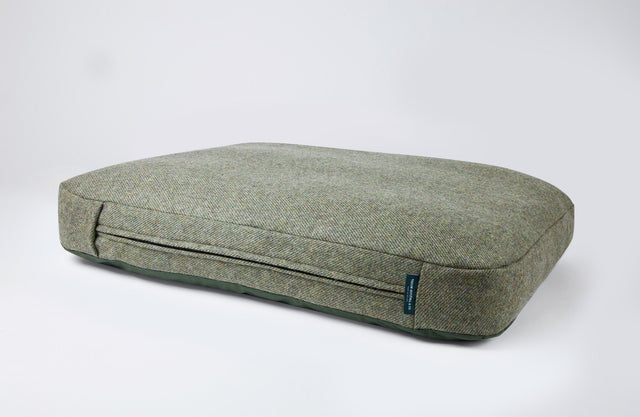 Heritage Tweed & Waxed Cotton Canvas Beds taylormitchell.ie