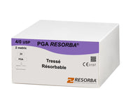 PGA RESORBA 4/0, DS 18, 45cm, Incolore  PA1141