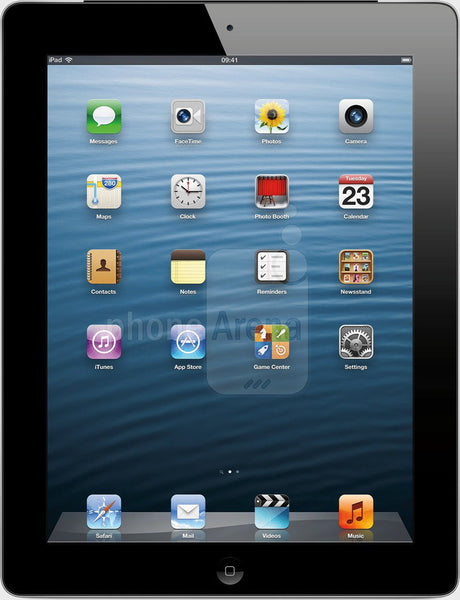Ipad 4 - IPad 4 Wi-Fi Black 16Gb