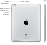 Ipad 4 - IPad 4 Wi-Fi White 16Gb