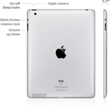 Ipad 4 - IPad 4 Wi-Fi White 32Gb