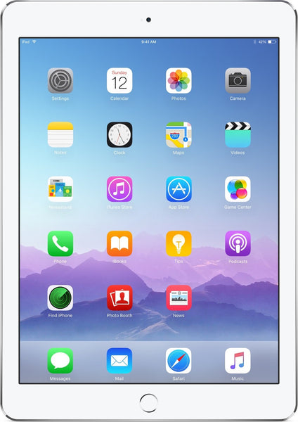 Ipad Air - IPad Air Wi-Fi White 16Gb