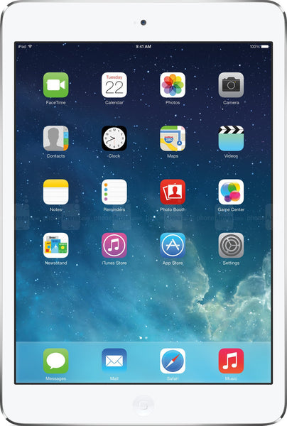 Ipad Mini 2 - IPad Mini 2 Wi-Fi White 16Gb