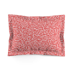 Awesome and Red Clouds Microfiber Pillow Sham
