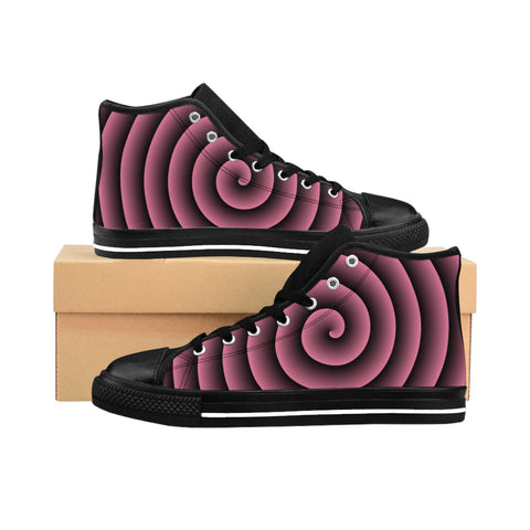 HLF Spiral Women's High-top Sneakers