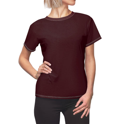 Chocolate Brown Women's Tee