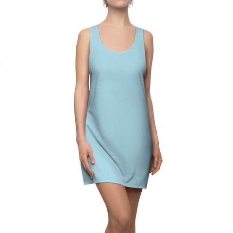 Light Blue Racerback Dress