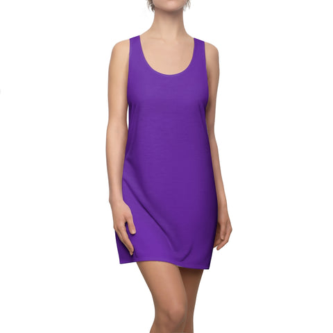 Grape Racerback Dress